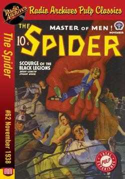 The Spider eBook #62