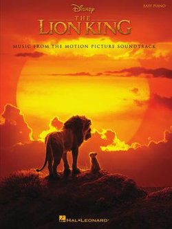 The Lion King Easy Piano Songbook