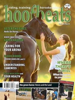 Hoofbeats Magazine - 12 Month Subscription