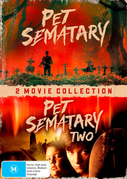Pet Sematary: 2 Movie Collection (Pet Sematary (1989) / Pet Sematary Two)