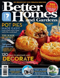 Better Homes & Gardens - 12 Month Subscription