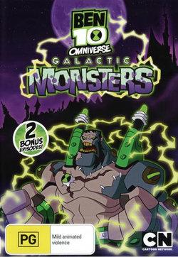 Ben 10: Omniverse - Galactic Monsters