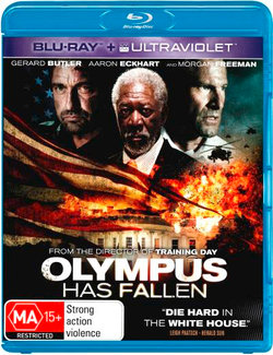 Olympus Has Fallen (Blu-ray/UV)