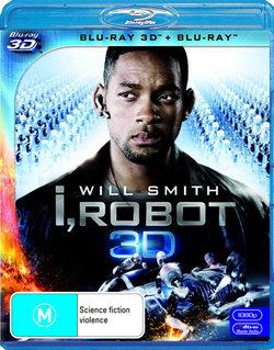 I, Robot 3D (3D Blu-ray/Blu-ray)