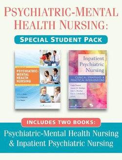 Psychiatric Mental-Health Nursing/Inpatient Psychiatric Nursing, 2 Volume Set