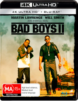 Bad Boys II (4K UHD/Blu-ray)