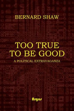 Too True to be Good