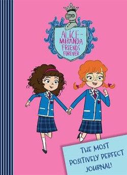 Alice-Miranda Friends Forever Journal