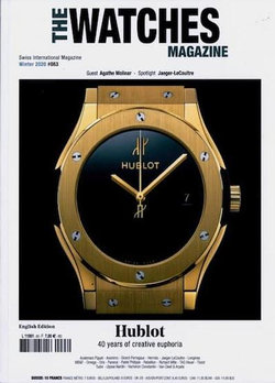 The Watches - 12 Month Subscription