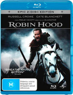 Robin Hood (2010) (Director's Cut/Theatrical Version/Director's Notebook) (Epic 2-Disc Edition)