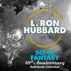 Sci-Fi Fantasy 10th Anniversary Audioook Collection