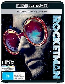 Rocketman (4K UHD / Blu-ray)