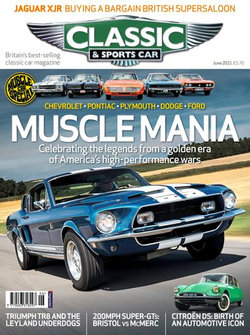 Classic & Sports Car (UK) - 12 Month Subscription