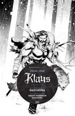 Klaus #1 Pen & Ink