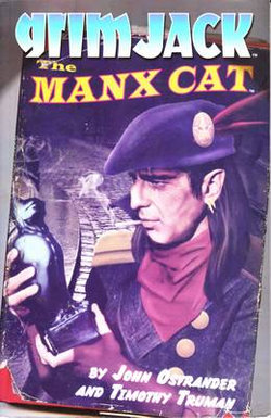 GrimJack: The Manx Cat