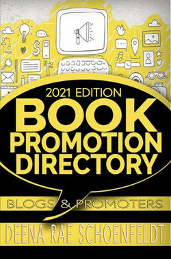 Book Promotion Directory - 2021 Edition