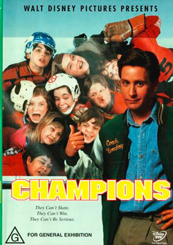 Champions (The Mighty Ducks)