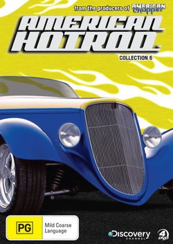 American Hot Rod: Collection 6 (Discovery Channel)