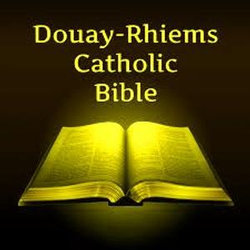 DOUAY RHEIMS BIBLE