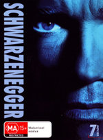 Schwarzenegger: 7 Movies (Commando / Predator / Terminator / True Lies / Stay Hungry / Conan the Barbarian / Conan the Destroyer)