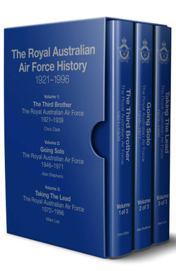 Royal Australian Air Force History - 1921-1996