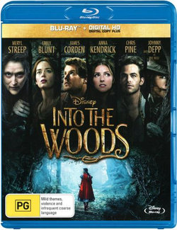 Into the Woods (Blu-ray/Digital Copy)