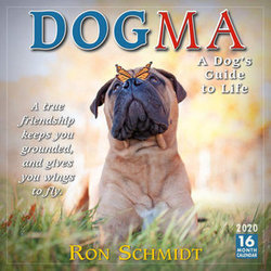 Dogma 16-Month 2020 Calendar