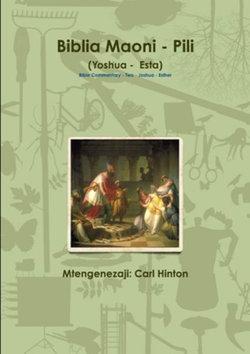 Biblia Maoni - Pili - Bible Commentary - Two