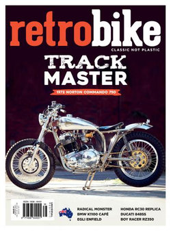 Retrobike - 12 Month Subscription