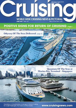 Cruising News - 12 Month Subscription