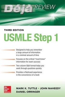 Deja Review USMLE Step 1 3e