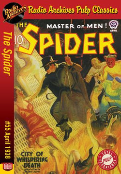 The Spider eBook #55