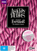 Absolutely Fabulous: Absolutely Everything - The Definitive Edition