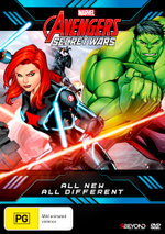 Avengers: Secret Wars - All New All Different