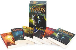 Warriors: A Vision of Shadows Box Set