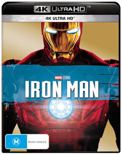 Iron Man (2008) (4K UHD)