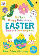 The Very Hungry Caterpillar's Easter Sticker & Colouring Book