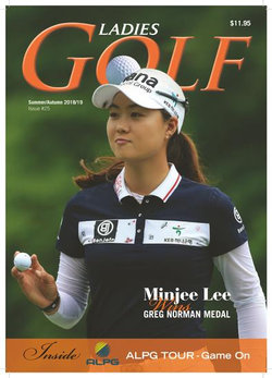 Ladies GOLF - 12 Month Subscription