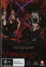 Hellsing: Ultimate Collection 3 (Volumes IX - X)