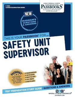 Safety Unit Supervisor