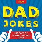 2020 Dad Jokes Boxed Calendar