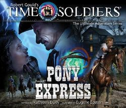 Pony Express: Time Soldiers Book #7 | Angus & Robertson