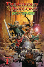 Dungeons & Dragons Volume 1: Shadowplague TP