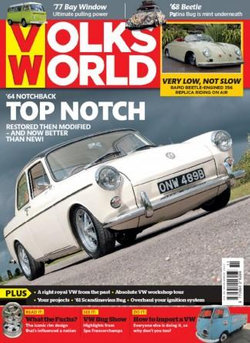 Volksworld (UK) - 12 Month Subscription