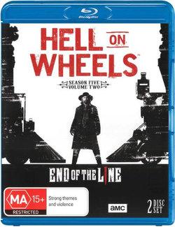 Hell on Wheels: Season 5 - Volume 2