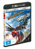 Spider-Man: Homecoming (4K UHD/Blu-ray/UV)