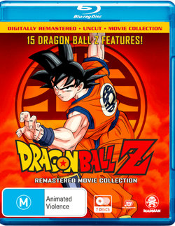 Dragon Ball Z: Remastered Movie Collection