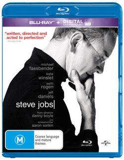 Steve Jobs (Blu-ray/UV)