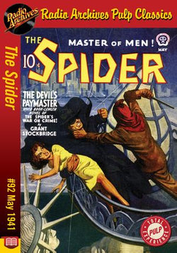 The Spider eBook #92