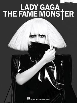 Lady Gaga - The Fame Monster (Songbook)